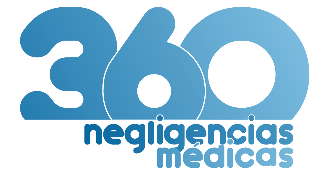 360 Negligencias médicas - Logotipo